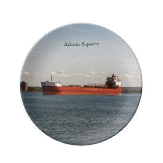 Atlantic Superior decorative plate