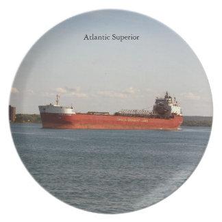 Atlantic Superior plate