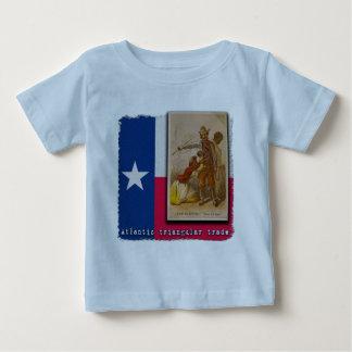 Atlantic Triangular Trade Texas Protest Tshirt