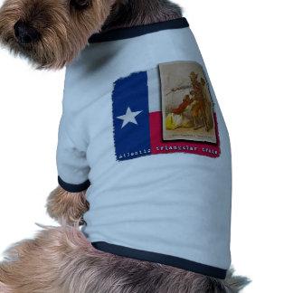Atlantic Triangular Trade Texas Protest Tshirt Pet Clothes