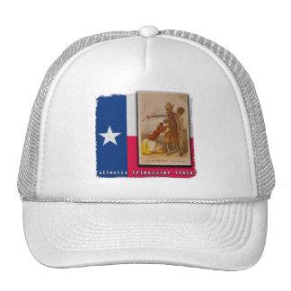 Atlantic Triangular Trade Texas Protest Tshirt Trucker Hat