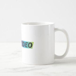 Atlantic Video White Mug