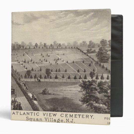 Atlantic View Cemetery, Squan Village, NJ Binder