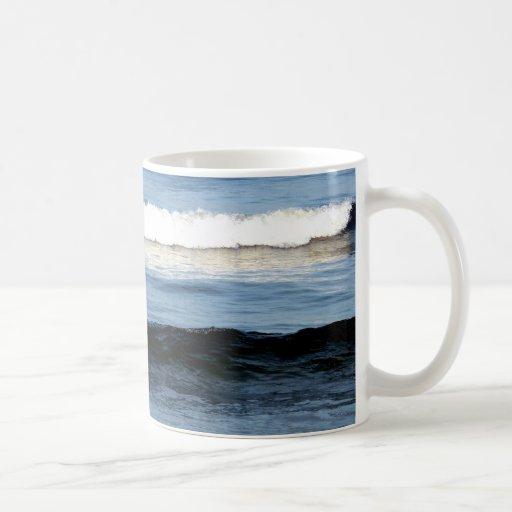 """Atlantic Waves"" Coffee Mug"