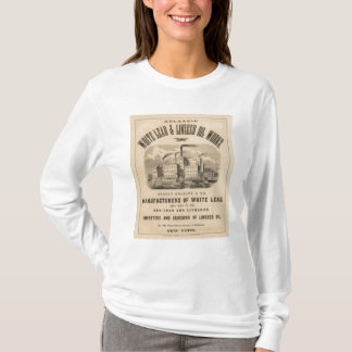 Atlantic White Lead and Linseed Oil Works T-Shirt