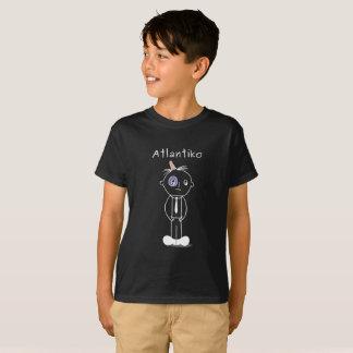 Atlantiko White T-Shirt