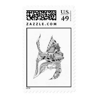 """""""Atlantis Bound"""" Stamp"""