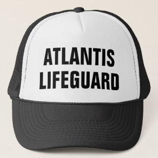 Atlantis Lifeguard Trucker Hat