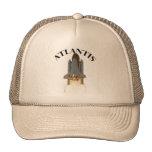 Atlantis Mesh Hat