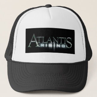 Atlantis Rising Logo Hat