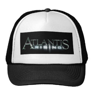 Atlantis Rising Logo Hat