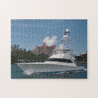 Atlantis Sea Boat Bahamas. Jigsaw Puzzle