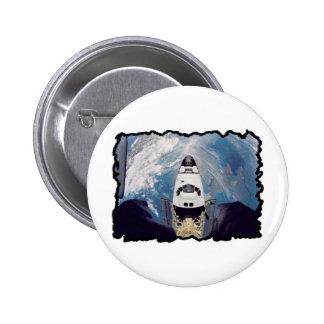 Atlantis Space Shuttle Pins