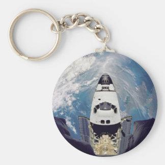 Atlantis Space Shuttle Keychain