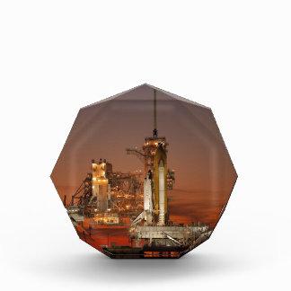 Atlantis Space Shuttle launch NASA Award