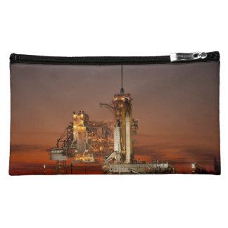 Atlantis Space Shuttle Launch NASA Cosmetic Bag