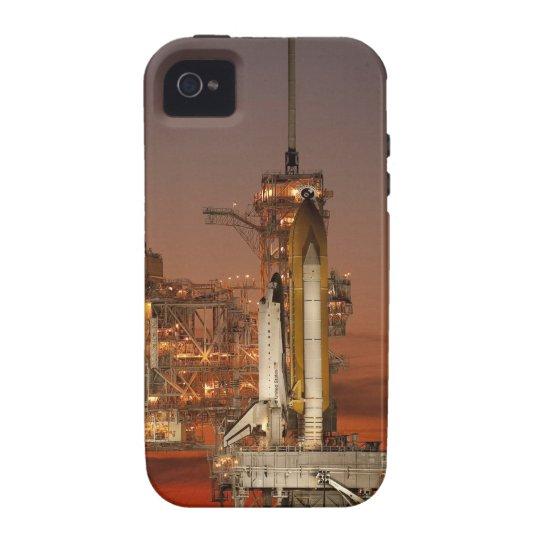 Atlantis Space Shuttle launch NASA iPhone 4 Cover