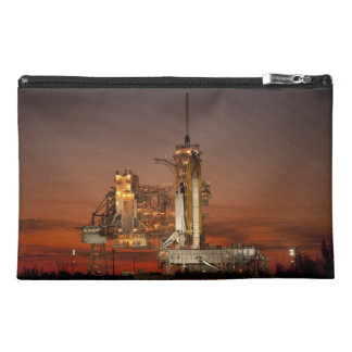 Atlantis Space Shuttle Launch NASA Travel Accessory Bag