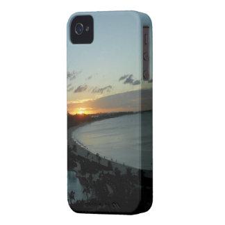 Atlantis Sunset iPhone 4 Case-Mate Case