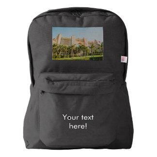Atlantis The Palm, Abu Dhabi Backpack