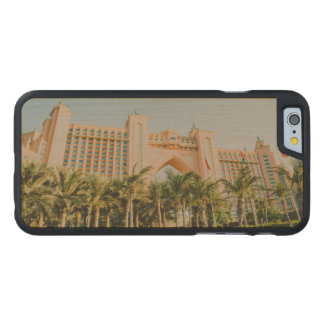 Atlantis The Palm, Abu Dhabi Carved Maple iPhone 6 Slim Case