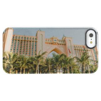 Atlantis The Palm, Abu Dhabi Clear iPhone SE/5/5s Case