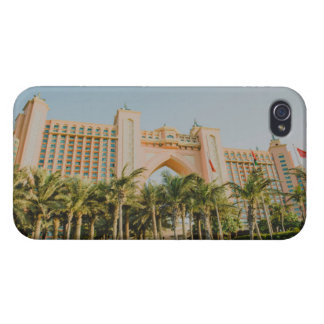 Atlantis The Palm, Abu Dhabi Covers For iPhone 4