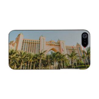 Atlantis The Palm, Abu Dhabi Metallic iPhone SE/5/5s Case