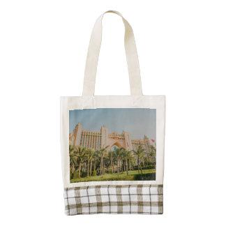 Atlantis The Palm, Abu Dhabi Zazzle HEART Tote Bag