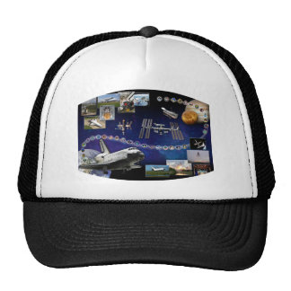 Atlantis Tribute OV 104 Trucker Hat