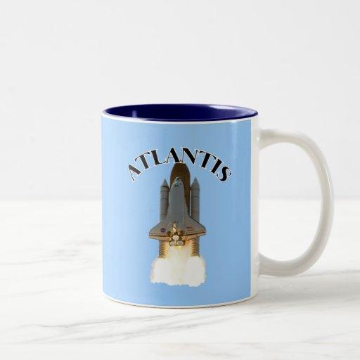 Atlantis Two-Tone Coffee Mug