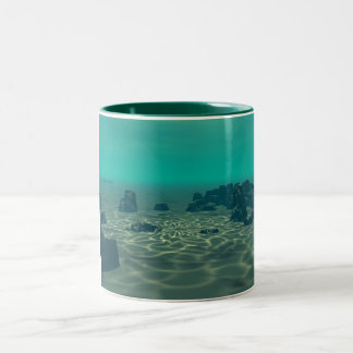Atlantis Two-Tone Coffee Mug