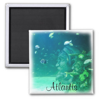 Atlantis Under the Sea Magnet