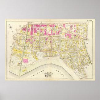 Atlas 11 de Cambridge Póster