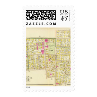 Atlas 11 de Cambridge Sello Postal