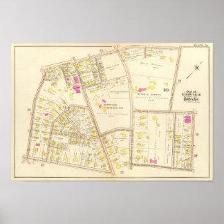 Atlas 19 de Cambridge Póster