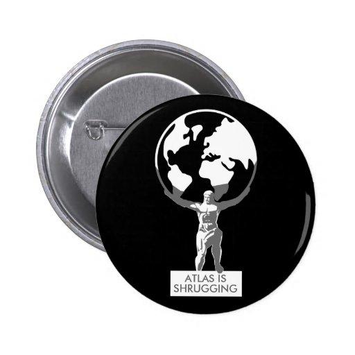 Atlas 2 Inch Round Button