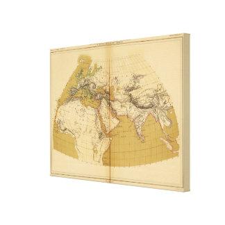 Atlas 3 canvas print