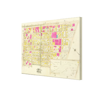 Atlas 3 de Cambridge Impresión En Lienzo
