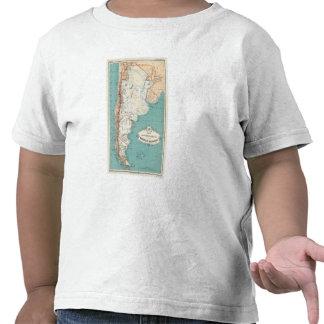 Atlas 3 de la Argentina Camisetas