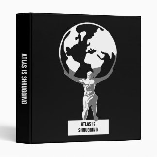 Atlas 3 Ring Binder