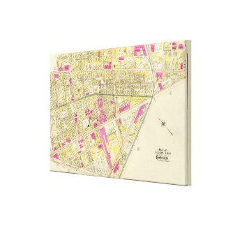 Atlas 4 de Cambridge Impresión En Lienzo