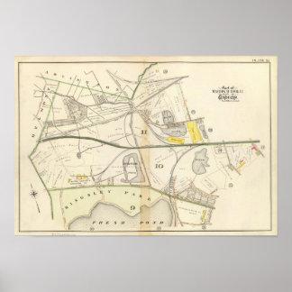 Atlas 4 de Cambridge Póster