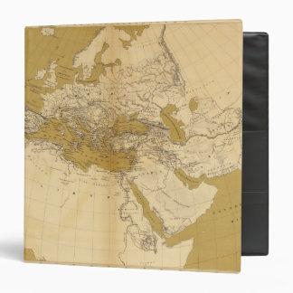 Atlas 5 binders