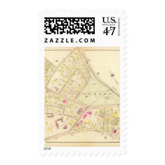 Atlas 5 de Cambridge Timbre Postal