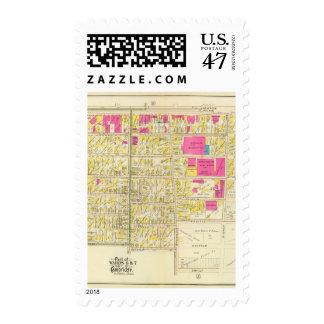 Atlas 7 de Cambridge Sellos Postales