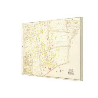 Atlas 9 de Cambridge Impresión En Lienzo