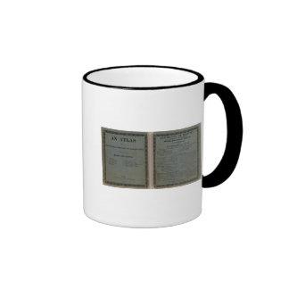 Atlas accompanying Worcester's Epitome Mug