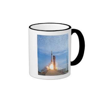 Atlas Agena target vehicle liftoff for Gemini 11 Mug