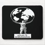 Atlas Alfombrilla De Ratón